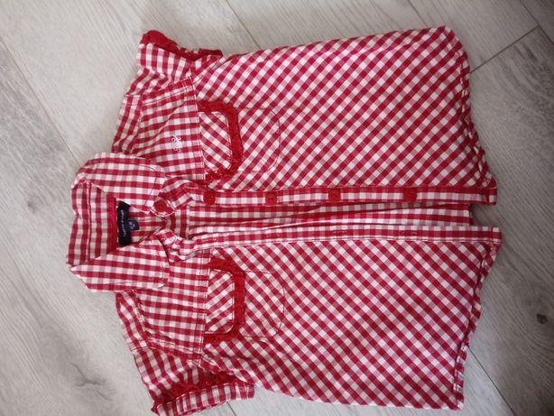 Koszula dziecięca tommy hilfiger 12-18m-cy