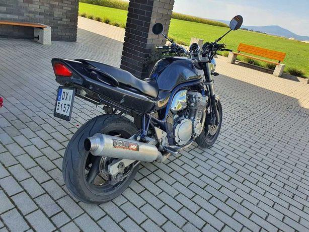 Suzuki Bandit GSF 600n 1999r 36tyś OKAZJA ZAMIANA