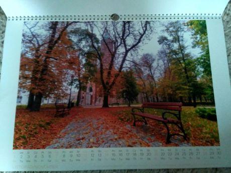 25zł Nowy Kalendarz zdjęcia do ramki Arek Gmurczyk - fotograf 2021 rok