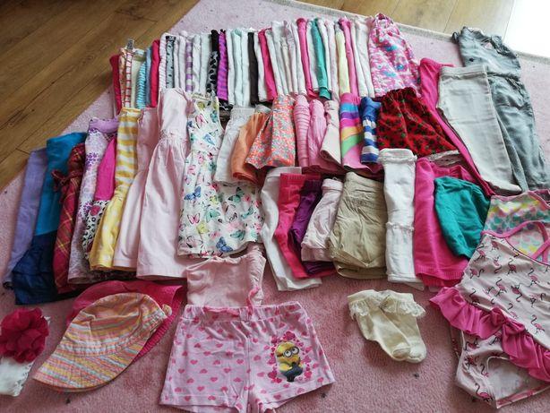 Zestaw ubranek dla dziewczynki 98 2-3 lata