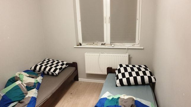 Pokój dla 2 osob platne od osoby