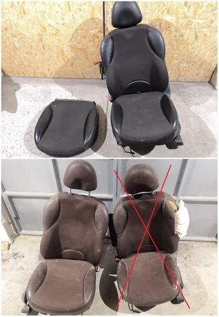 Сиденья Кресло Nissan Note E11 Запчасти Салон