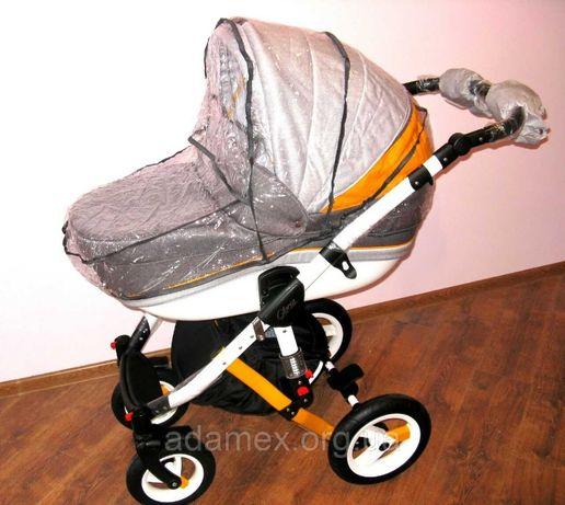 Продам коляску в отличном состоянии Аdamex Gloria Raindbow Yellow 2в1