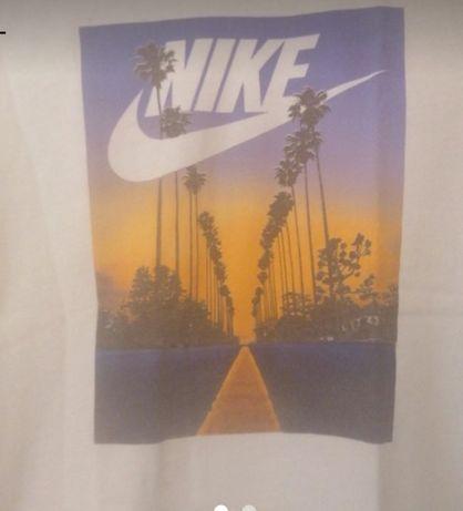 T-shirt Nike rapaz