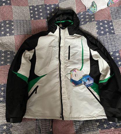 Parallel мужская лыжная куртка размер L