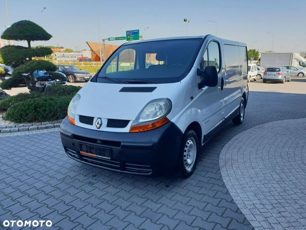 Renault Trafic  1.9 dci, 5 osobowy