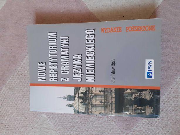 Repetytorium z gramatyki języka niemieckiego Stanisław Bęza
