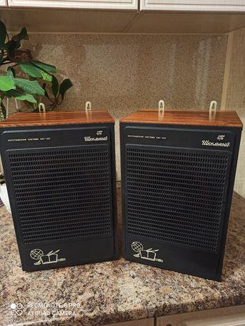 Колонки 6АС-322,новые!акустическая система ноктюрн,динамики 10гдш-2-4