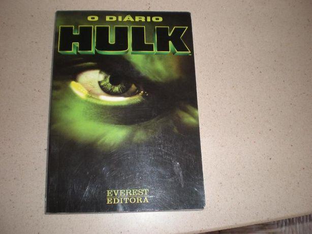 Livro Hulk