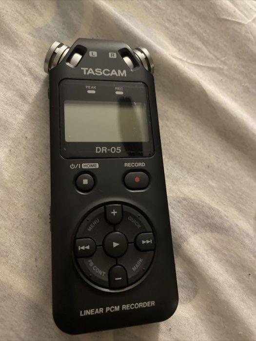 Рекордер диктофон Tascam DR 05 аналог Zoom H1 H2 H1N H2N Кривой Рог - изображение 1