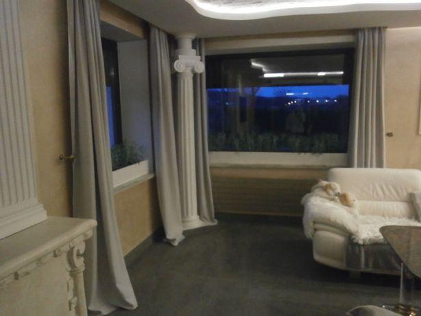 Komplet zasłon na 2 okna 4 sztuki EUROFIRANY Klasa i Styl !