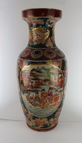 Grande Jarro Porcelana da China Satsuma