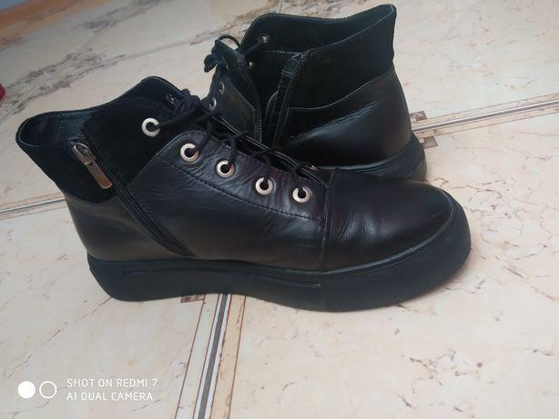 Ботинки демосизонки