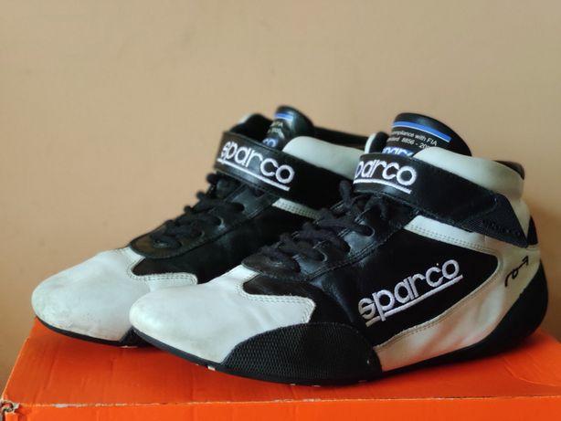SPARCO ботинки для автоспорта, р.40.