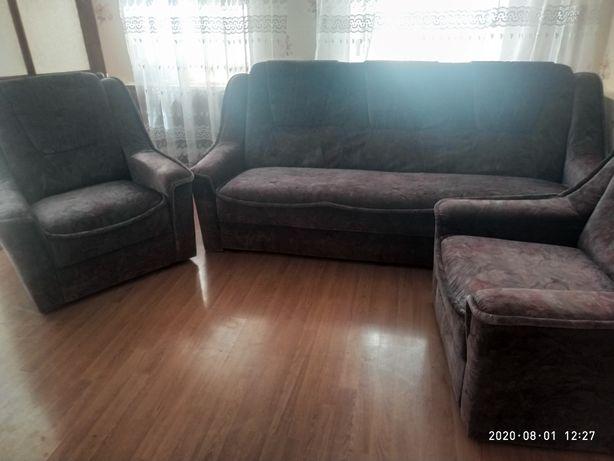 Продам мягкую мебель для гостинной