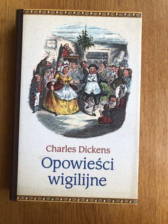 Charles Dickens - Opowieści wigilijne
