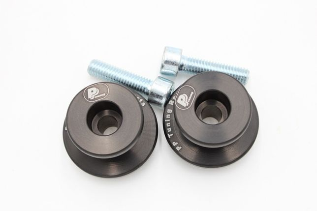 PP Tuning Race Stand Stoppers  (Black)