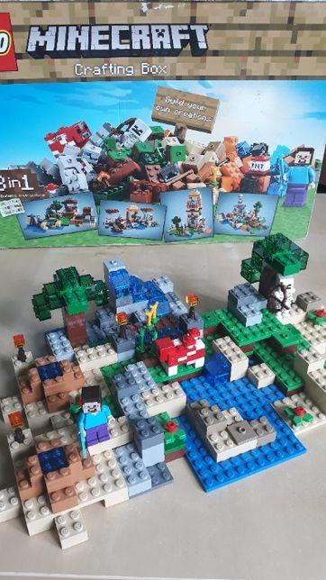 Lego Minecraft 21116 (8w1)