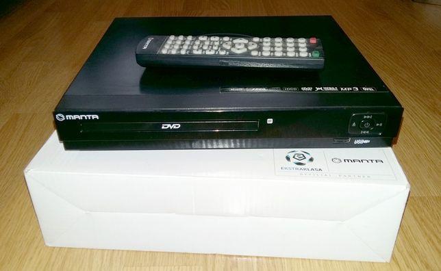 Odtwarzacz DVD Manta Emperor Basic 5 + Gratis Bajki na płytach