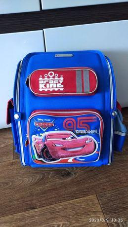Каркасный школьный ортопедический рюкзак