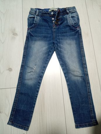 Spodnie jeansowe Terra Nova 104-110