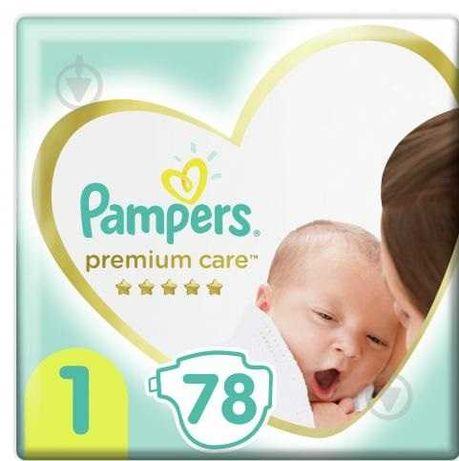 Продам памперсы Pampers premium care 1