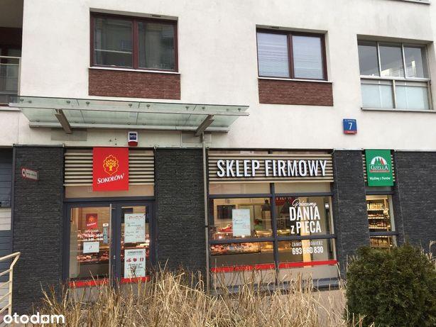 Lokal na sprzedaż z najemcą na Ochocie_70,55m2
