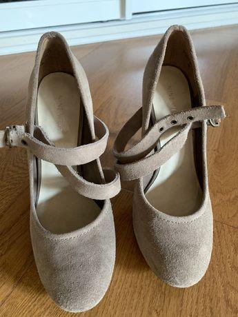 Klasyczne buty na obcasie Nine West