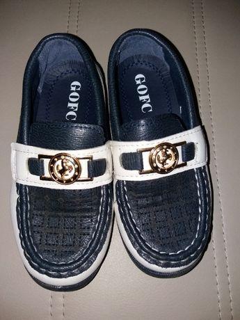 Mokasyny chłopięce 28,buty,buciki