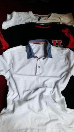 Bluzeczki na kr. rękaw r. 146