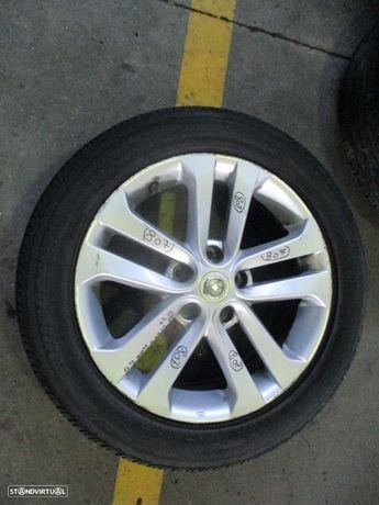 Jogo de Jantes Com Pneus Bridgestone Turanza ER300 215/55/17 94V Piso-7.2 MM N4570114 NISSAN / JUKE / ET 47 / 7X17 / 5X114.3 / 66 MM /