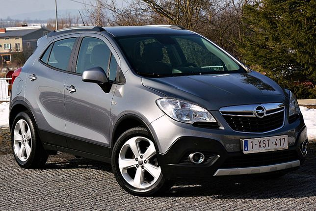 Opel MOKKA 1.6 Benzyna*Piękny kolor*TYLKO 126 Tys.km*Oryginalny Lakier