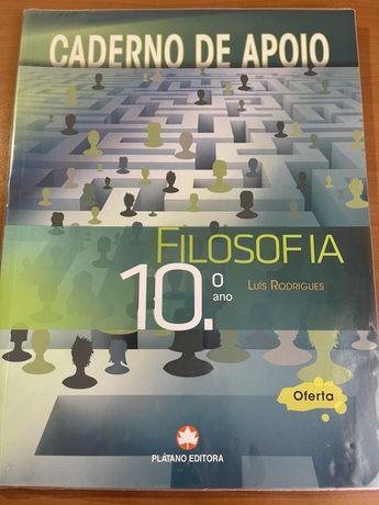 Caderno de atividades, Filosofia 10 ano