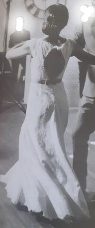 Suknia ślubna S Wzrost 160-165