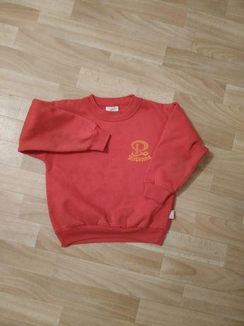 Свитшот кофта свитер осень-зима на девочку
