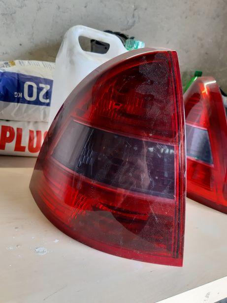 Lampa,lampy tył citroen c5 2005 rok