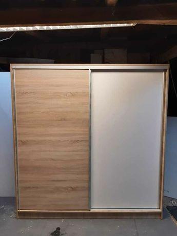 Szafa z drzwiami przesownymi dowolny kolor pod klienta