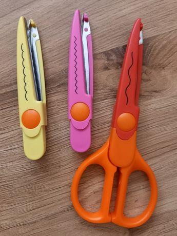 Nożyczki do cięcia wzorków