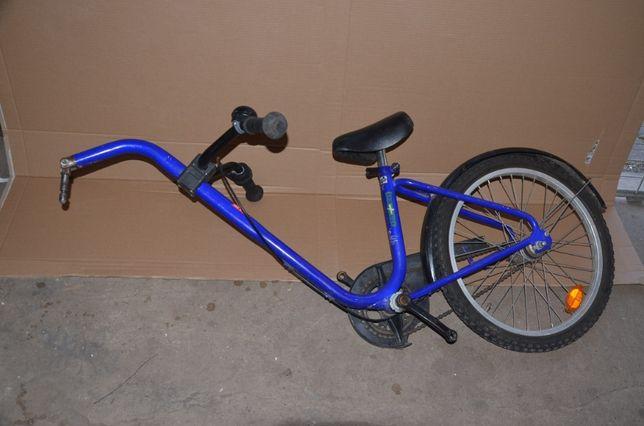 Przyczepka do roweru Add Bike z przerzutką Sachs