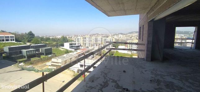 Apartamento T2 em construção - Fraião
