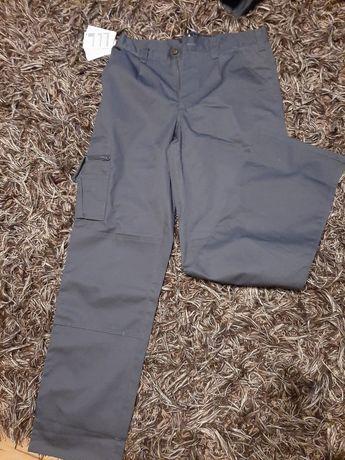 Spodnie robocze męskie r. 52