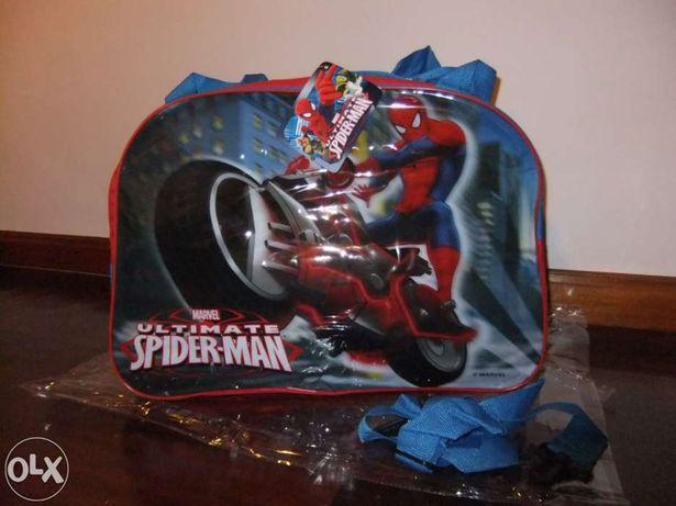 Mala do Spider Man - Nova com etiqueta