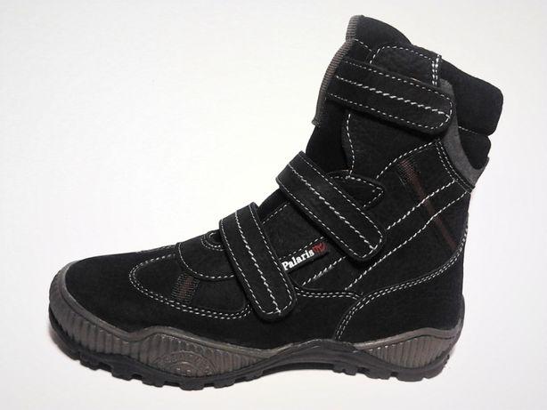 Зимние кожаные ботинки черевики Palaris 31 р. - стелька 20 см