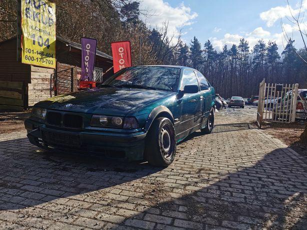 BMW E36 compact M54B25 drift