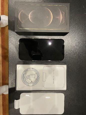 Iphone 12 Pro Max Gold / złoty 128Gb jak nowy