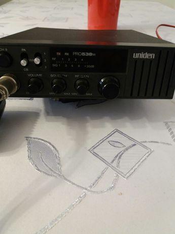 Cb radio Uniden PRO 538w