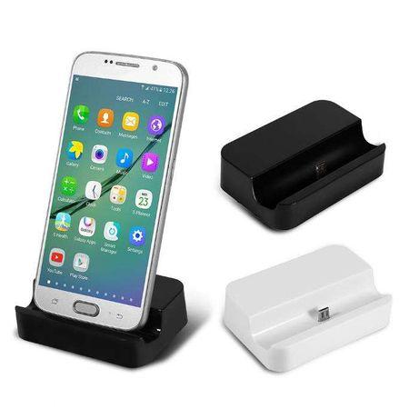 Suporte carregador Micro USB para Smart Phone