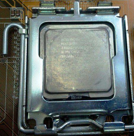 Celeron D 326 2.53GHZ/256/533/04A Socket 775