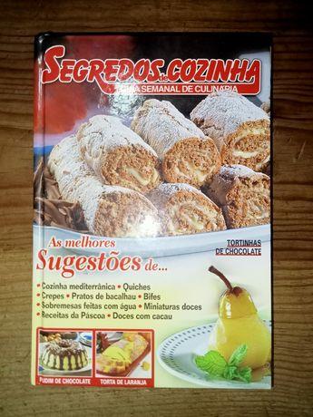 Livros de Receitas, Segredos de Cozinha