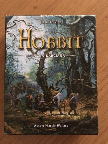 Gra karciana Hobbit